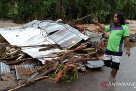 8 KK korban banjir di Tojo Una Una Sulteng  segera direlokasi