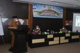 Bupati Pringsewu buka workshop STBM Se-Kabupaten Pringsewu