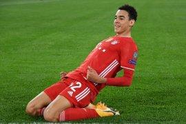 Jamal Musiala resmi teken kontrak lima tahun dengan Bayern