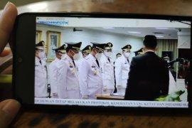 Gubernur Lampung lantik 7 kepala daerah terpilih