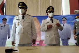 Musa - Dito targetkan bulan depan Lampung Tengah masuk zona kuning