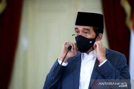 Presiden Jokowi minta dukungan NU sukseskan vaksinasi massal COVID-19