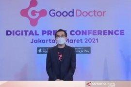 Aplikasi Good Doctor membantu akses kesehatan di tengah pandemi