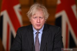 Boris Johnson tawarkan Inggris jadi tuan rumah tunggal Euro 2020