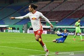 RB Leipzig dan Holstein Kiel lanjut ke semifinal DFB Pokal