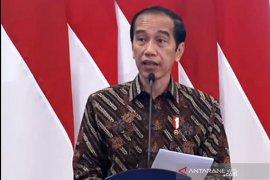 Presiden Joko Widodo minta Mendag segera selesaikan perundingan internasional