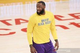 NBA All-Star: James pilih Giannis, Durant pilih Irving