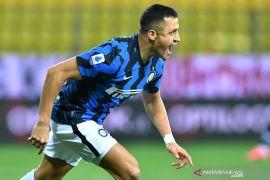 Liga Italia:  Dua gol Alexis Sanchez menangkan Inter atas Parma