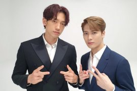 Rain kolaborasi bareng Jackson GOT7, Chungha untuk EP baru
