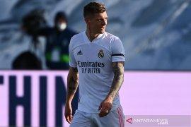 Toni Kroos berniat untuk gantung sepatu di Real Madrid
