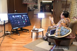 Dubes Umar Hadi: Digitalisasi produk ekonomi kreatif suatu keniscayaan