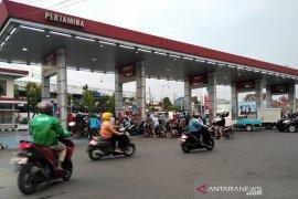 Pertamina pantau stok BBM di Jateng dan Yogyakarta secara digital