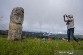 Kemah Budaya Tanah Adat  Linggona Lipu di Poso