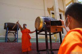 """Kamboja \""""lockdown\"""" area perbatasan dengan Thailand"""