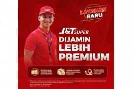 J&T Express beri jaminan kiriman premium lewat J&T Super