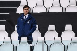 Tiga pemain  Juve diskorsing karena langgar protokol kesehatan