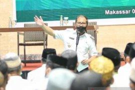 Wali Kota Makassar ajak imam masjid manfaatkan teknologi pererat silaturahmi
