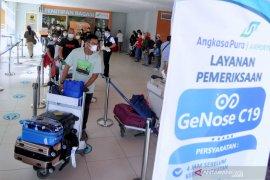 Layanan Genose mulai digunakan di Bandara Ngurah Rai Bali