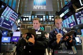 Wall Street ditutup melonjak lagi, indeks Nasdaq melambung 2,32 persen
