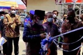 Pemprov Sulbar bantu sediakan lapak untuk pedagang ikan