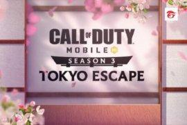 """Ini bocoran battle Season 3 """"Tokyo Escape"""" Call of Duty Mobile"""