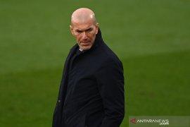 Zinedine Zidane: Real Madrid berhak lolos, tetapi kami belum juara