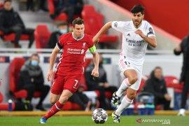 Milner sebut Liverpool lebih baik dari Real Madrid di leg kedua