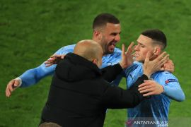 Liga Champions: The Citizenz melaju ke semi final