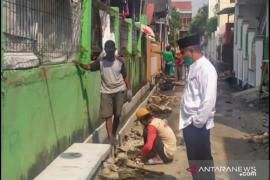 Jakut mulai terapkan aksi komunitas pada proyek jalan dan saluran air