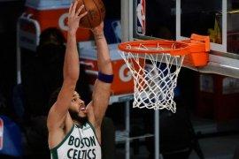 Lakers ditaklukkan Celtics dalam laga disaksikan penonton