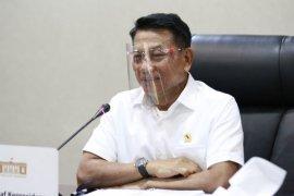 """KSP Moeldoko tegaskan hanya Presiden yang tahu soal \""""reshuffle\"""" kabinet"""