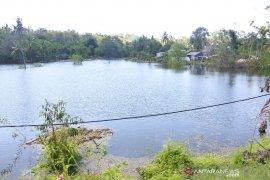Danau baru muncul di Kota Kupang pasca-badai Seroja