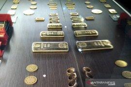 Emas turun lagi 60 sen tertekan kenaikan imbal hasil dan data ekonomi