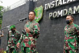 Kasad: Oknum prajurit TNI bergabung ke KKB bawa 70 butir amunisi