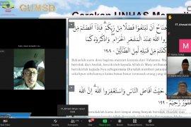 Universitas Hasanuddin gelar Gerakan Mengaji virtual bahas keajaiban puasa