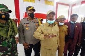 Bupati Puncak tatap muka dengan masyarakat sikapi KKB dan situasi keamanan