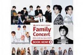 BTS, TXT dan sederet idola bakal tampil di konser secara virtual 16 Mei