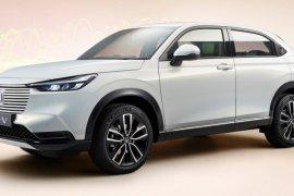 Honda resmi ungkap detil dari HR-V hybrid untuk pasar Eropa