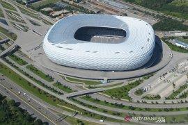 Muenchen gelar EURO dengan 14.500 penonton, Sevilla tuan rumah baru