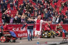 """Ajax """"kunci"""" gelar juara Liga Belanda seusai kalahkan AZ Alkmaar"""