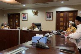 KSP beri perhatian khusus terhadap pembangunan di Mandalika