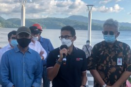 Menparekraf upayakan rute penerbangan ke Sabang dibuka kembali