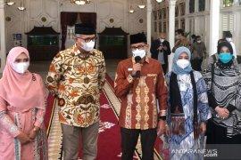 Menparekraf-Pemprov Aceh kejar investasi UEA 1 miliar dolar