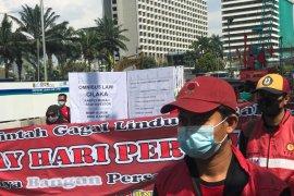 15 mahasiswa Papua diamankan polisi saat May Day