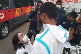 KSPI: Buruh senang ada fasilitas tes usap antigen saat May Day