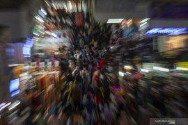 Jakarta kemarin, Pasar Tanah Abang hingga perpanjangan PPKM Mikro