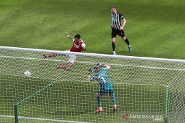 Liga Inggris : Arsenal menang 2-0 atas Newcastle United