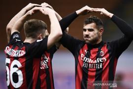 Milan kembali ke jalur kemenangan dan naik ke posisi kedua