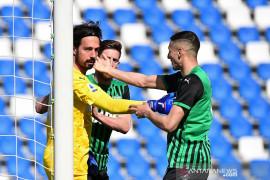 Atalanta diimbangi Sassuolo, Inter Milan resmi raih scudetto