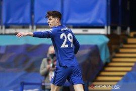 Tuchel puas sikap Kai Havertz saat Chelsea kalahkan Fulham